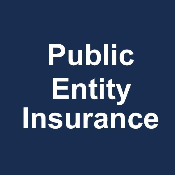 Public Entity Insurance Lexington KY
